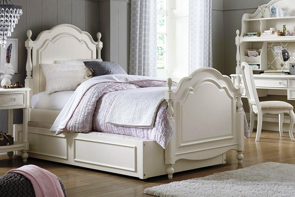 Image of: Unique Twin Bedroom Sets For Girls