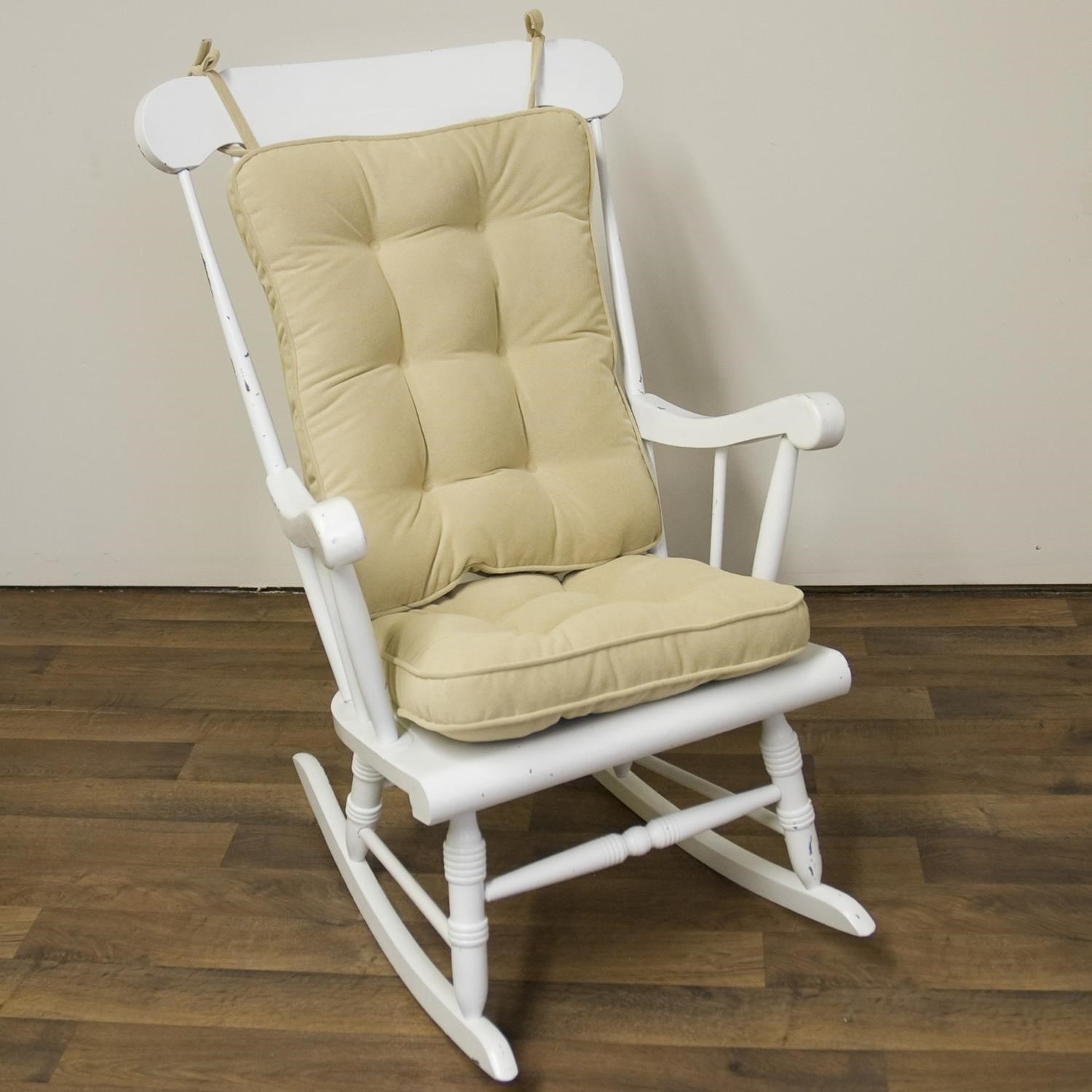 Upholstered Rocking Chairs Style