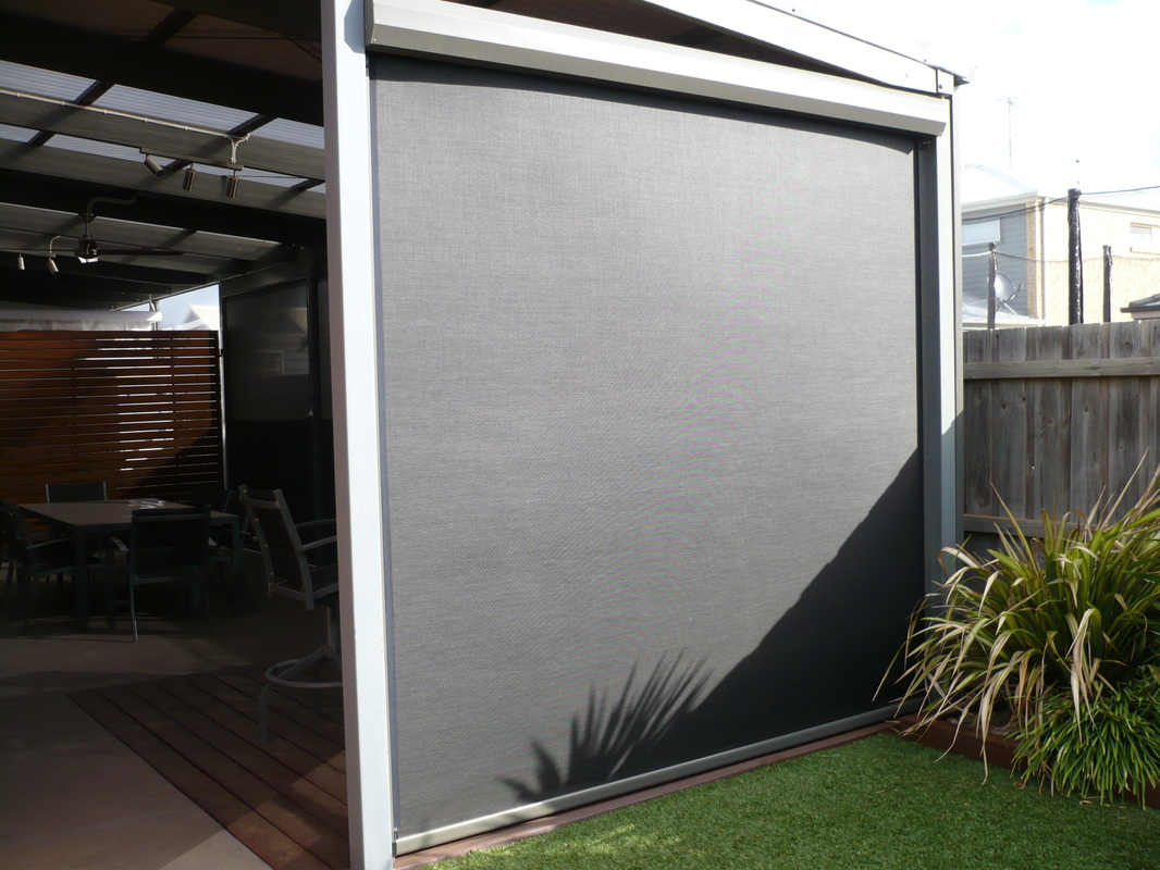 Vertical Outdoor Blinds