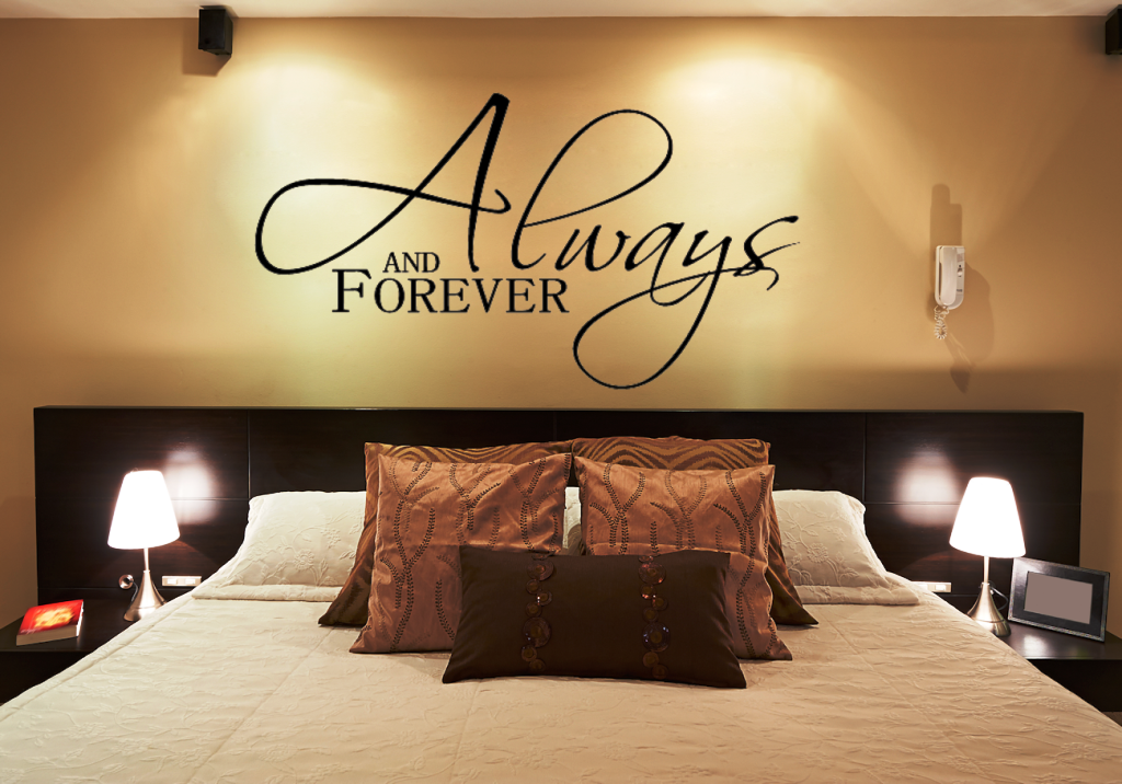 Image of: Wall Stickers For Bedrooms In Sri Lanka