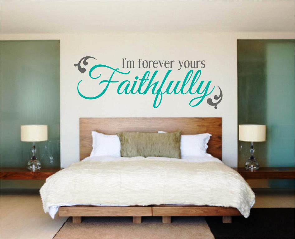 Image of: Wall Stickers For Bedrooms India