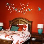 Wall Stickers For Bedrooms Walmart
