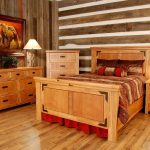 Western Bedroom Furniture Set