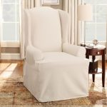 White Wing Chair Recliner
