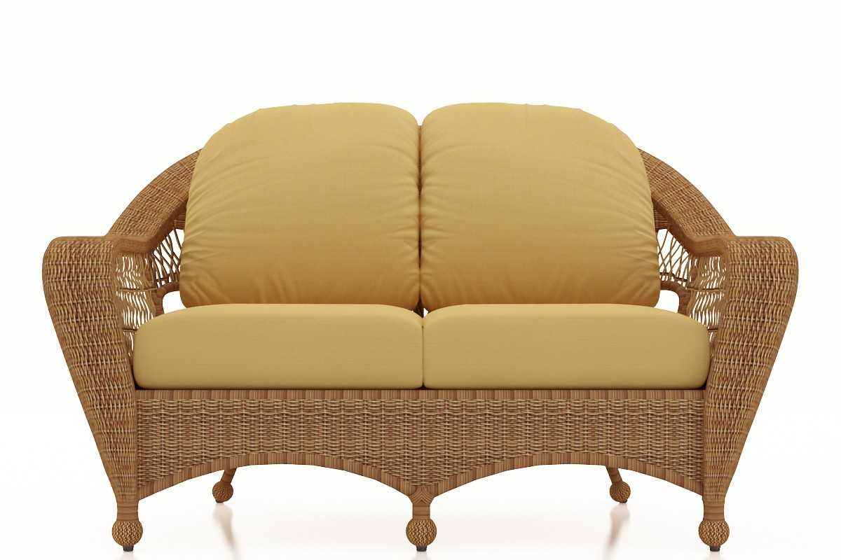 Wicker Patio Loveseat Ideas