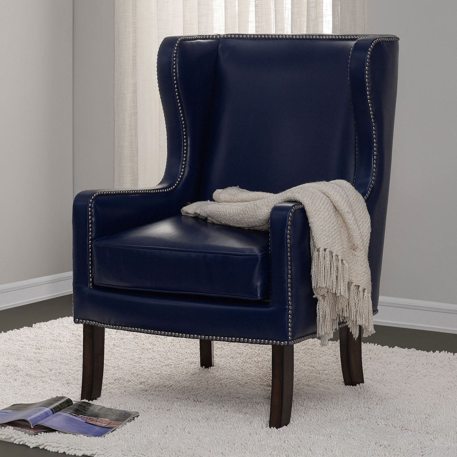 Wing Chair Recliner Image