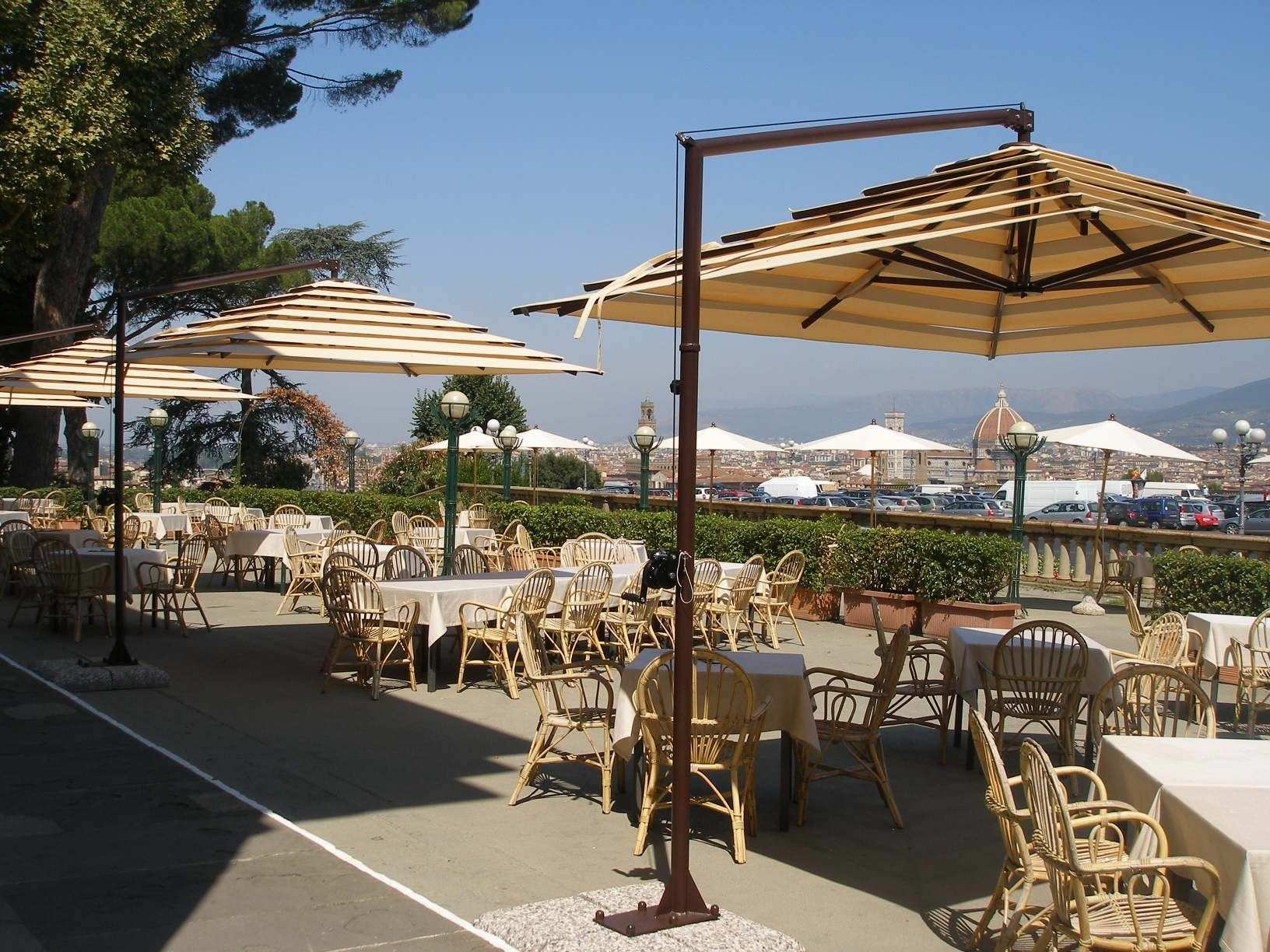 Popular Offset Patio Umbrellas