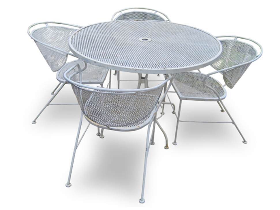 Wrought Iron Patio Chairs Clearance