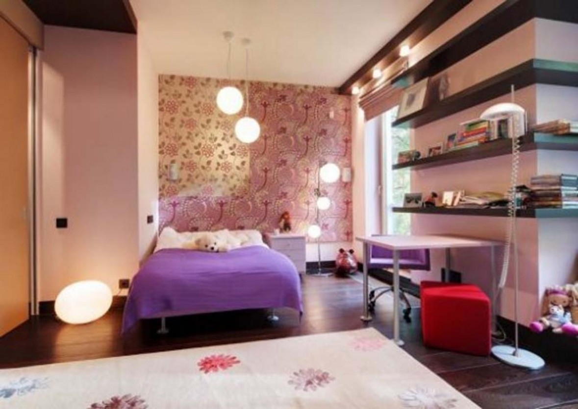 Image of: Bedroom Astonishing Teenage Room Ideas