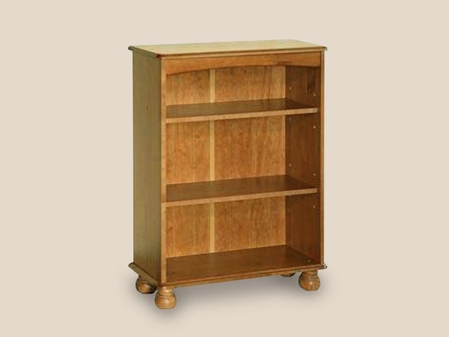 Image of: 3 shelf bookcase ameriwood