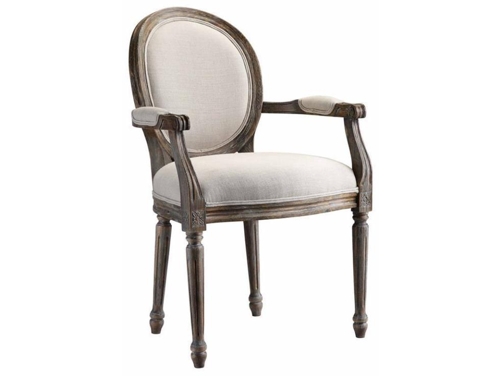 Image of: Accent Chairs With Arms Clearance