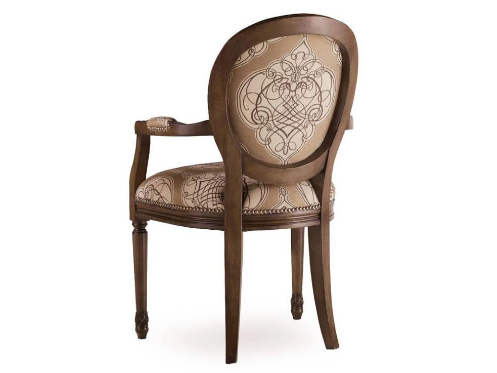 Image of: Accent Chairs With Arms Under 100