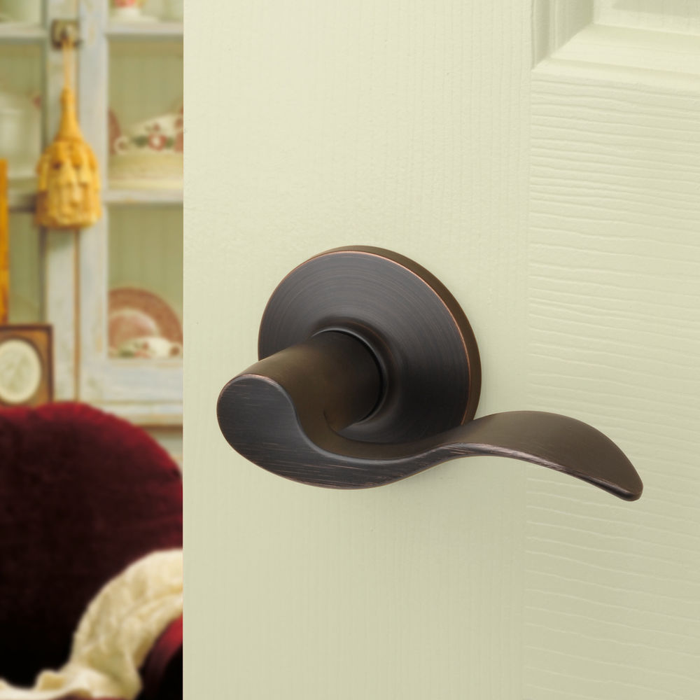 Image of: Aged Oil Rubbed Bronze Door Knobs