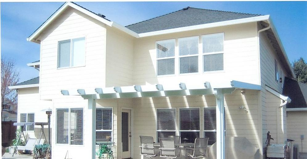 Image of: Aluminum Awnings for Patios Ideas