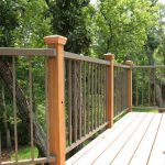 Aluminum Deck Railing Designs