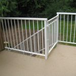 Aluminum Spindles for a Deck