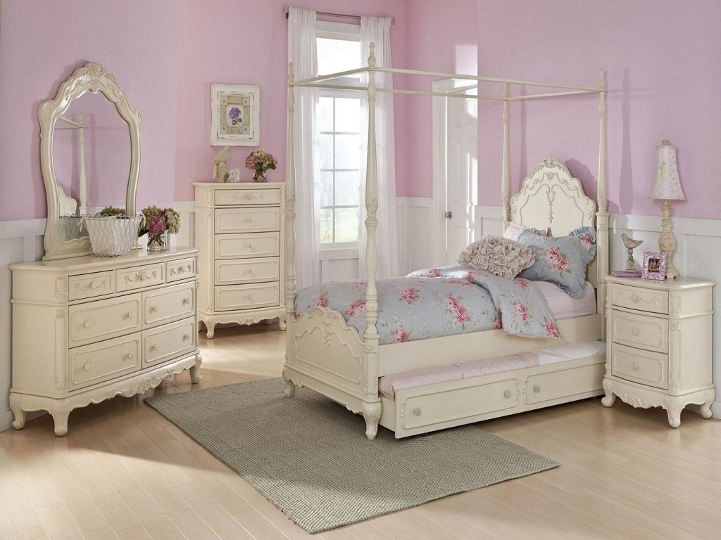 Amazing Bedroom Sets For Teenage Girl