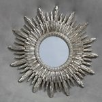 Amazing Sunburst Wall Mirror
