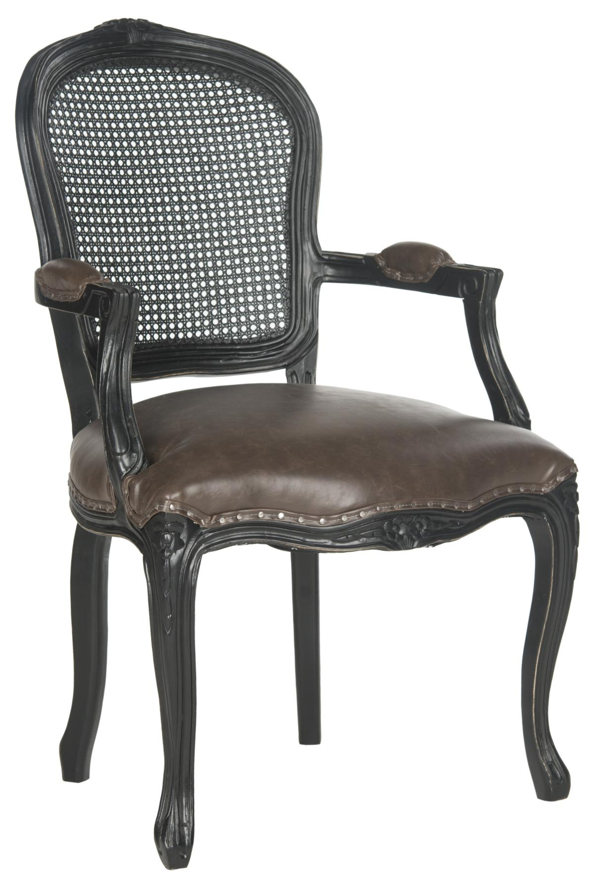 Image of: Antique Safavieh Dining Chairs