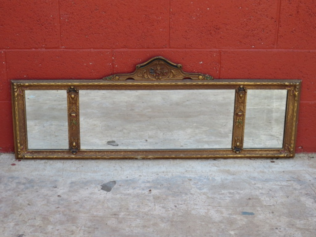 Image of: Antique Wall Mirrors Design