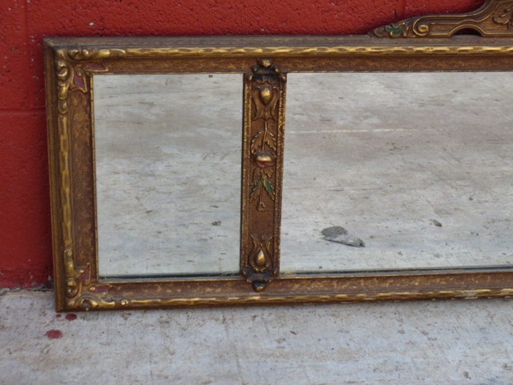 Image of: Antique Wall Mirrors Styles