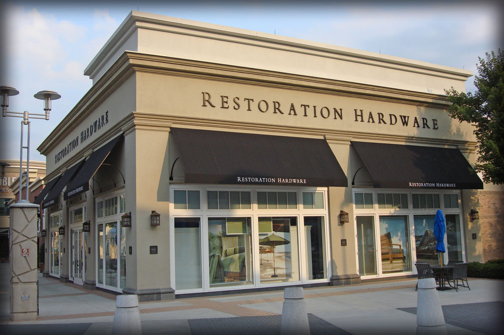 Image of: Architectural Commercial Awnings