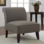 armless accent chairs furniture