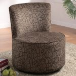 armless accent chairs under