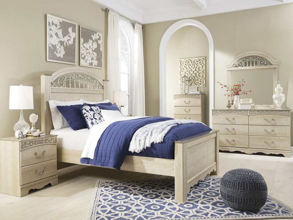 Image of: Ashley Catalina Bedroom Set Reviews