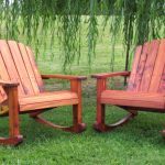 awesome adirondack rocking chair