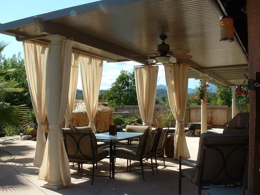 Awesome Aluminum Awnings for Decks