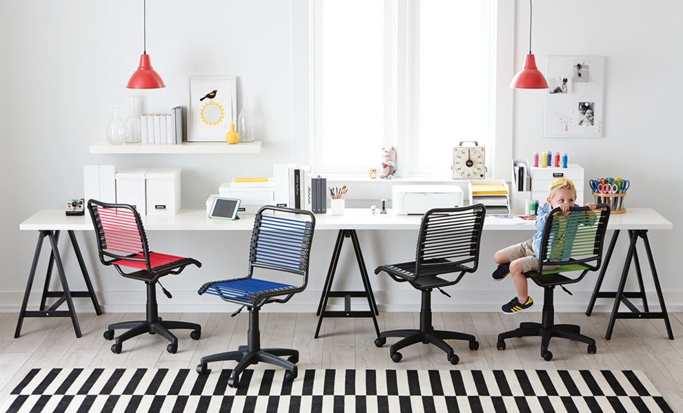 Image of: awesome bungee office chair