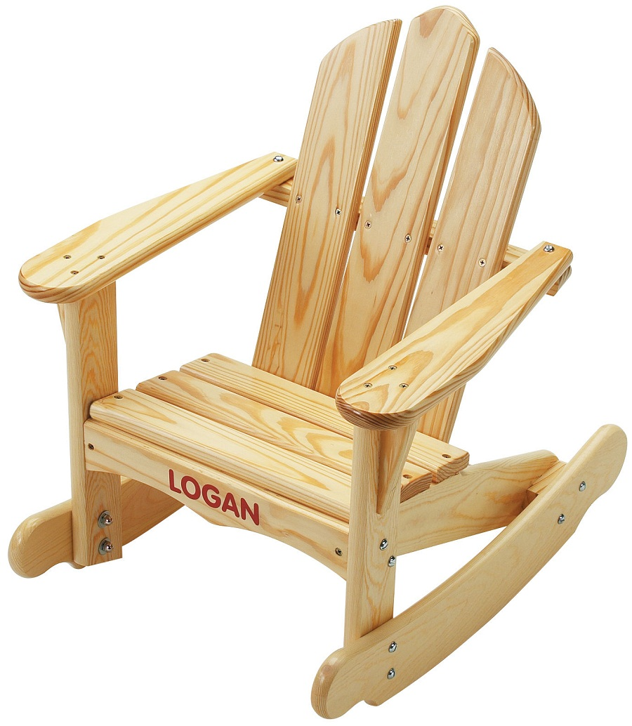 Image of: Awesome Childs Rocking Chair