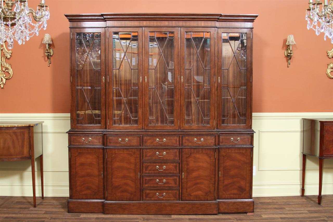 Image of: awesome china cabinets and hutches
