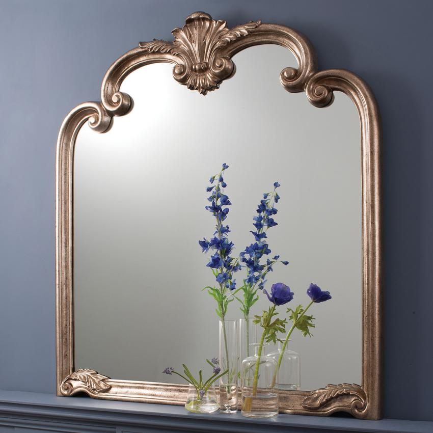 Image of: Awesome Decorative Wall Mirror