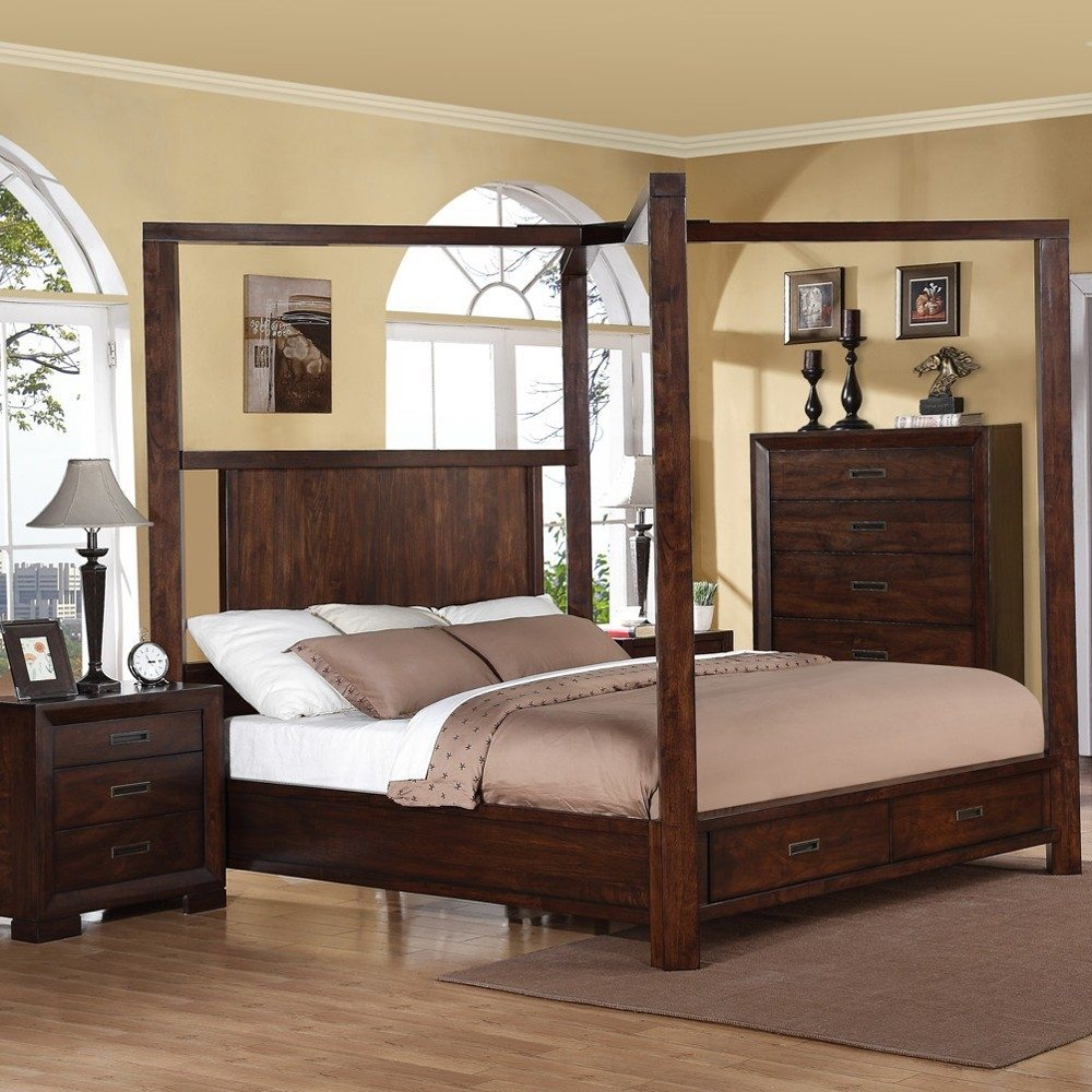 Image of: Awesome El Dorado Bedroom Sets