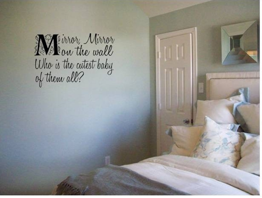 Awesome Mirror Mirror On The Wall Quote