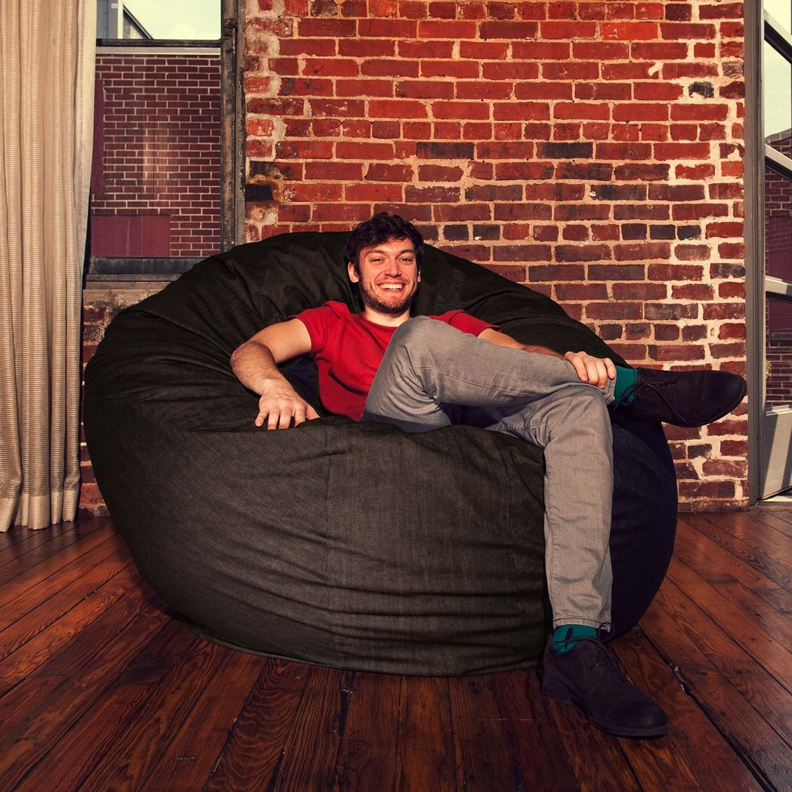 awesome oversized bean bag chairs