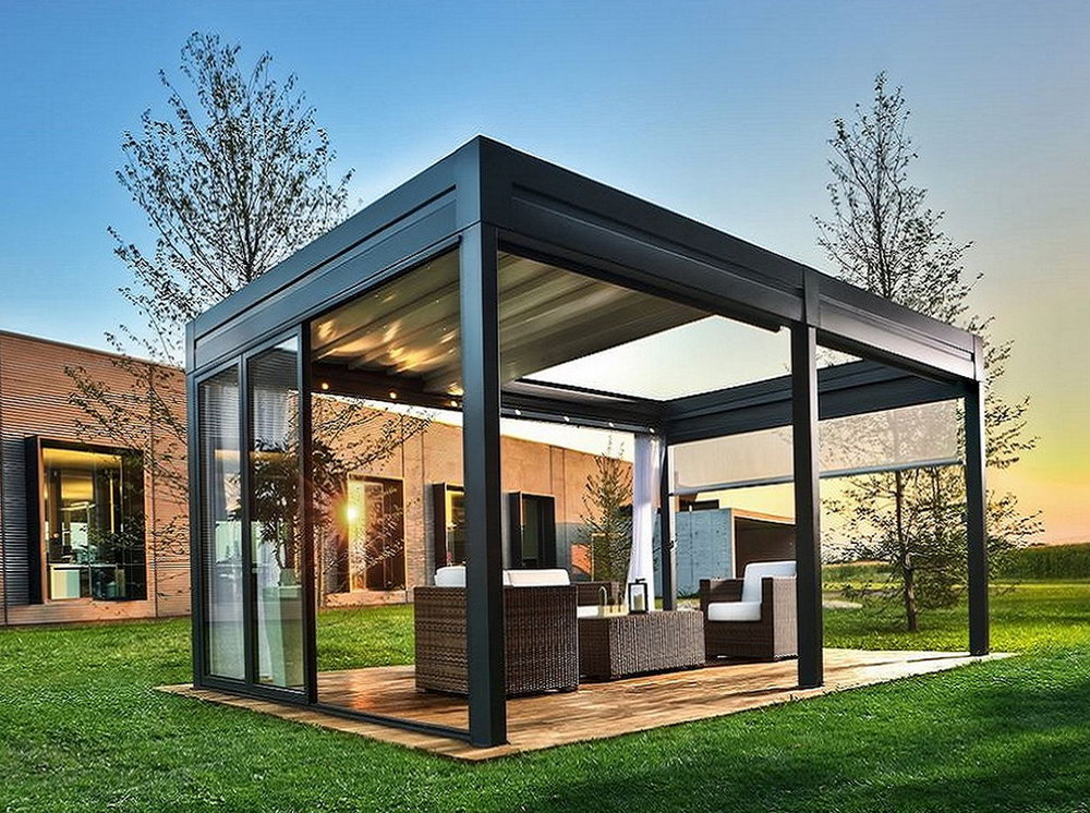Image of: Awesome Pergola Designs