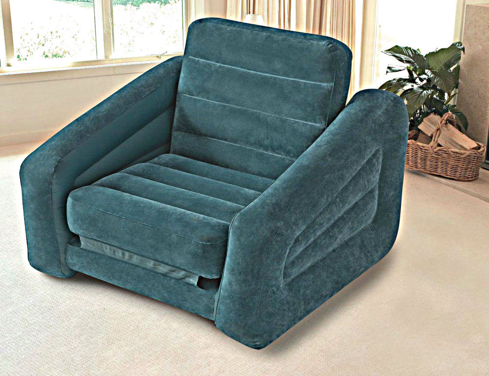 Image of: Awesome Twin Sleeper Sofa Chair