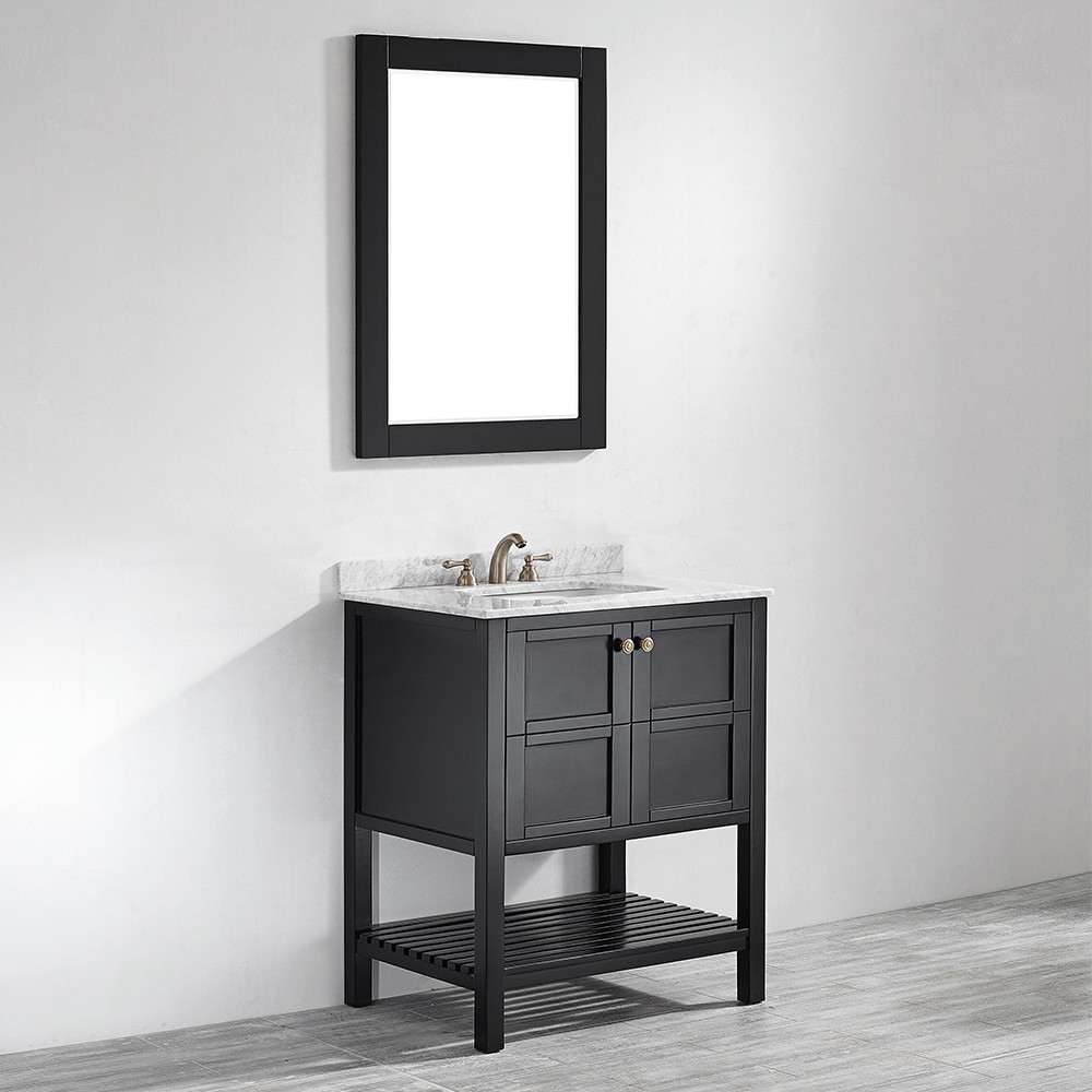 Image of: Awesome Vanity Set with Mirror