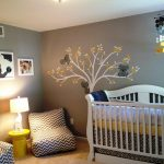 Baby Boy Bedroom Ideas Grey