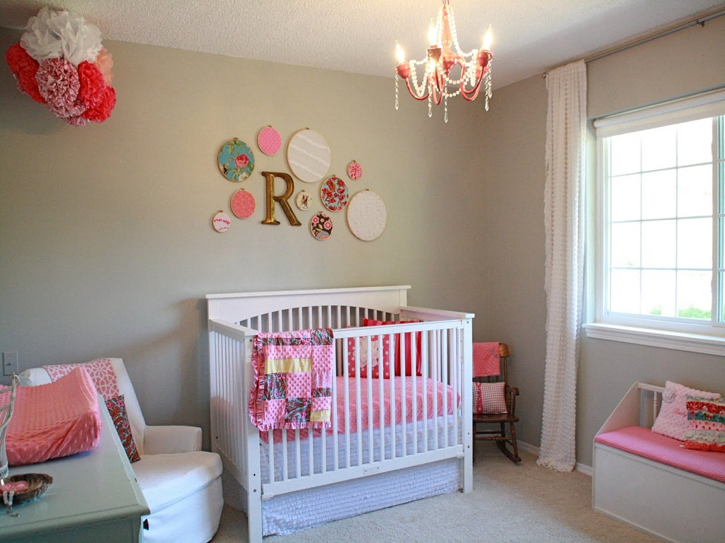 Image of: Baby Girl Bedroom Themes Ideas