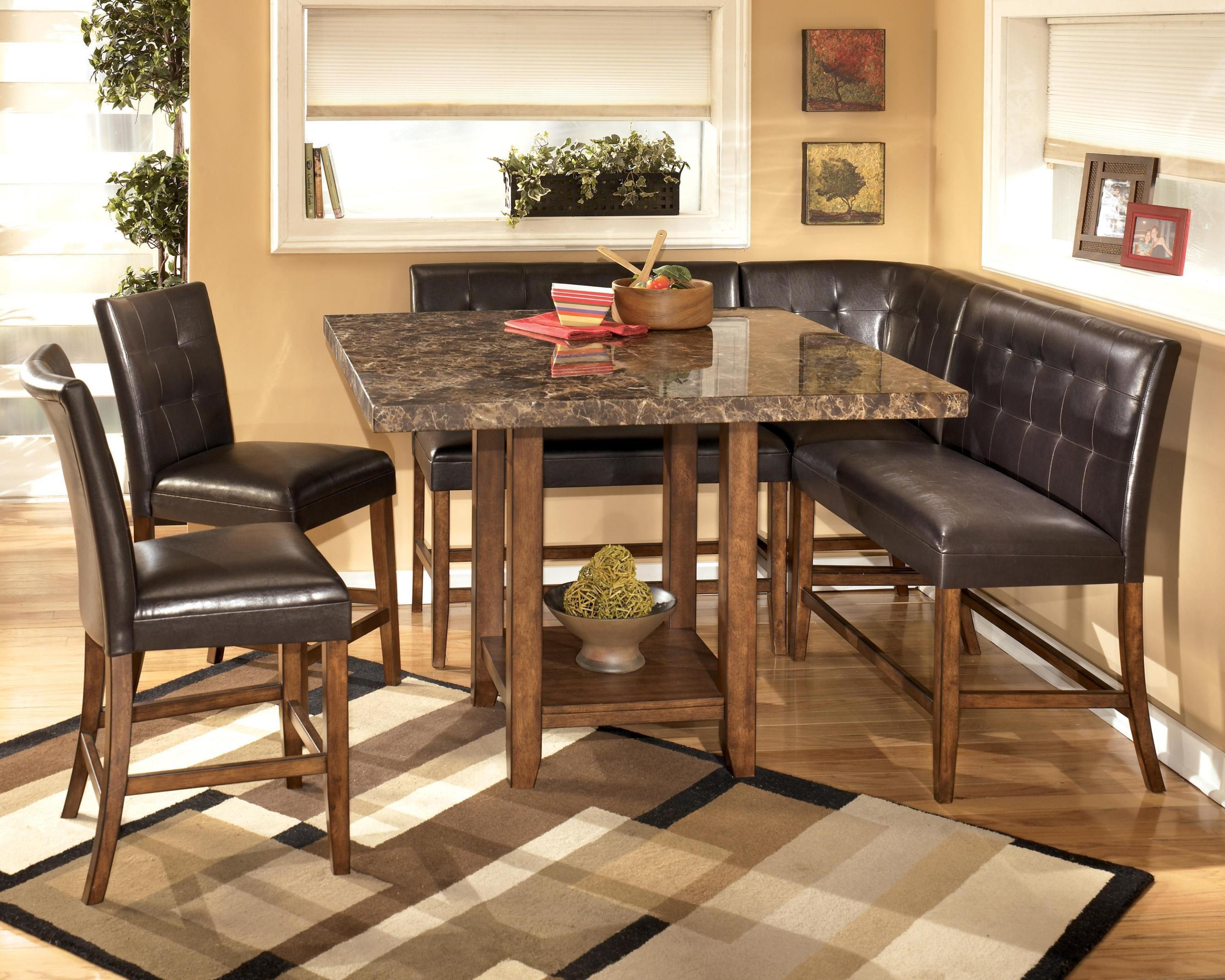 Image of: Bar Height Table And Chairs