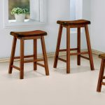 bar stool chairs brown color