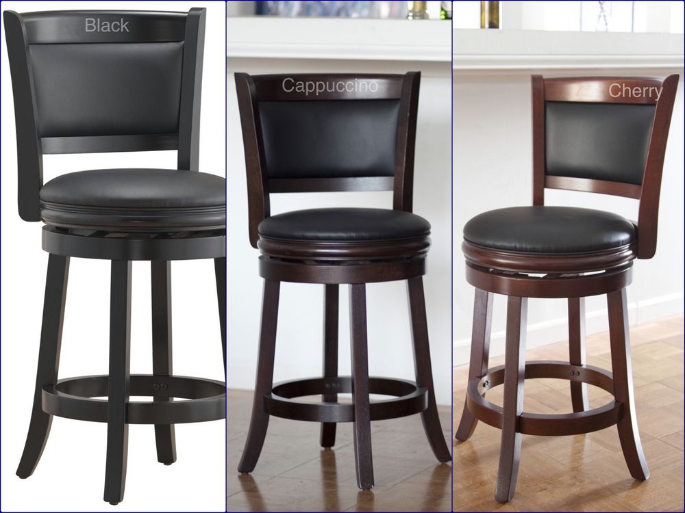 Image of: bar stool chairs color