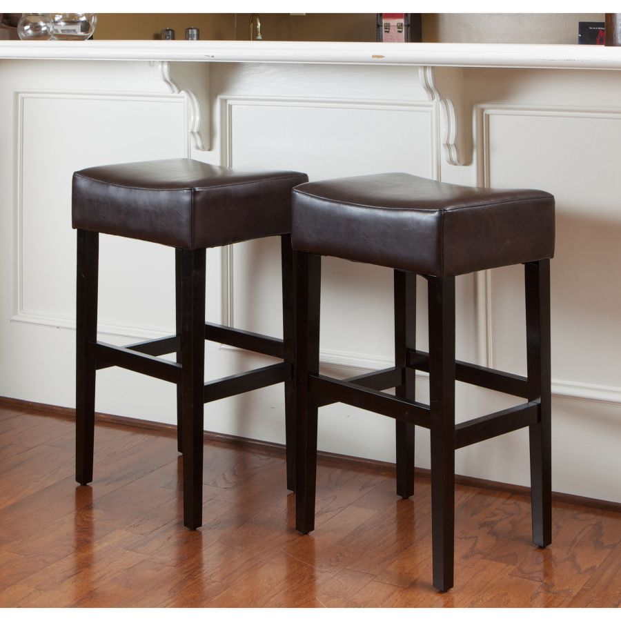Image of: bar stool chairs traditional style
