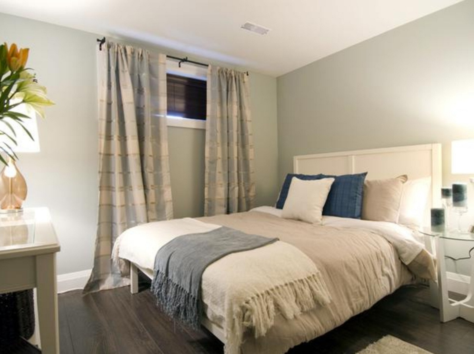 Image of: Basement Bedroom Ideas Pictures
