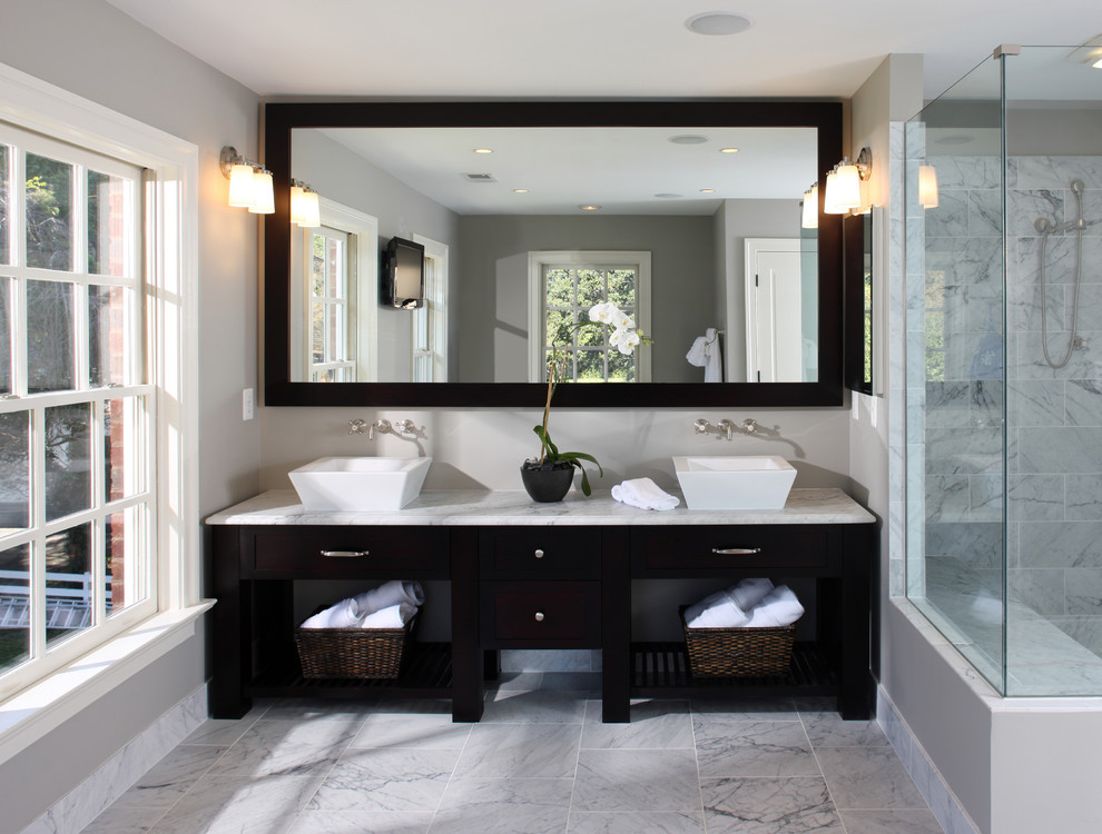 Image of: Bathroom Vanity Mirrors Lamps