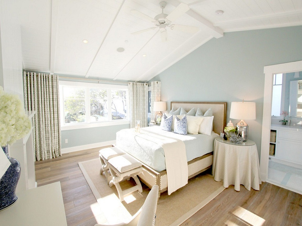 Image of: Beach Themed Bedroom Images